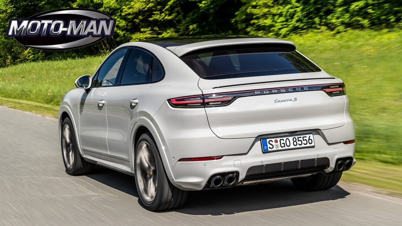 2020 Porsche Cayenne S Coupe A Tall 911 To Share With Friends First Drive Review Youtube