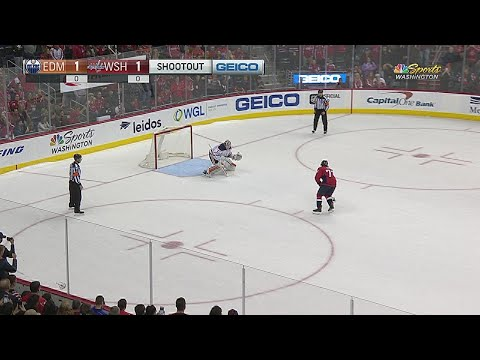 Oshie, Holtby lead Caps in shootout for 2-1 win