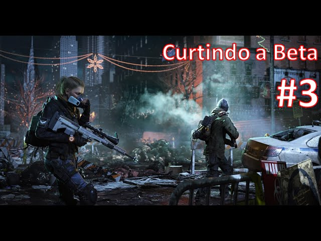 Curtindo a BETA #3