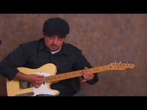 Mustang Sally - Inspired  Blues Rhythm Guitar Tutorial - (Older Beginners Welcome)