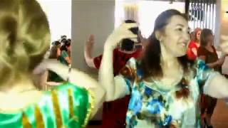"""Чаро танхо ту мегарди"" туйи точики/таджикская свадьба в Москве 2019))"