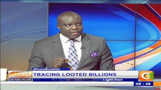 Power Breakfast: Newspaper review: Tracing billions lost in graft