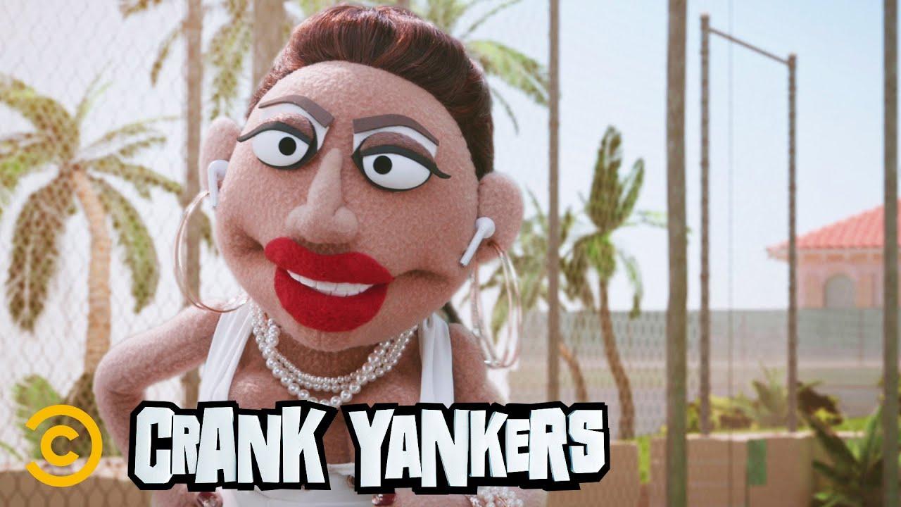 J.Lo Needs a New Hat (feat. Melissa Villaseñor) - Crank Yankers