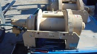Testing of DP Winch Model 53176-001