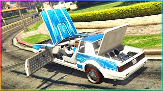 Willard Faction Custom Au Max Gta Online Dlc Lowriders