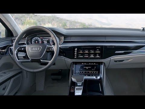 2018 Audi A8 L (Long Wheel Base) - Interior