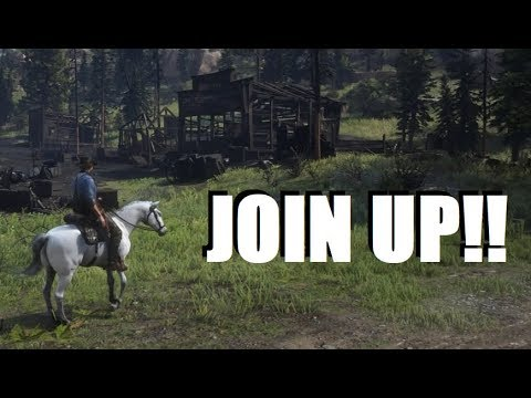 Red Dead Redemption 2 Online Getting Over 100 Gold and More LIVE! thumbnail