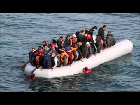 Migrant crisis: Over one million reach Europe by sea