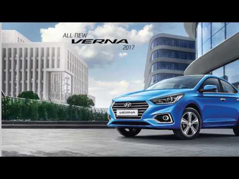 Verna 4s vs All New Upcoming Verna 2017