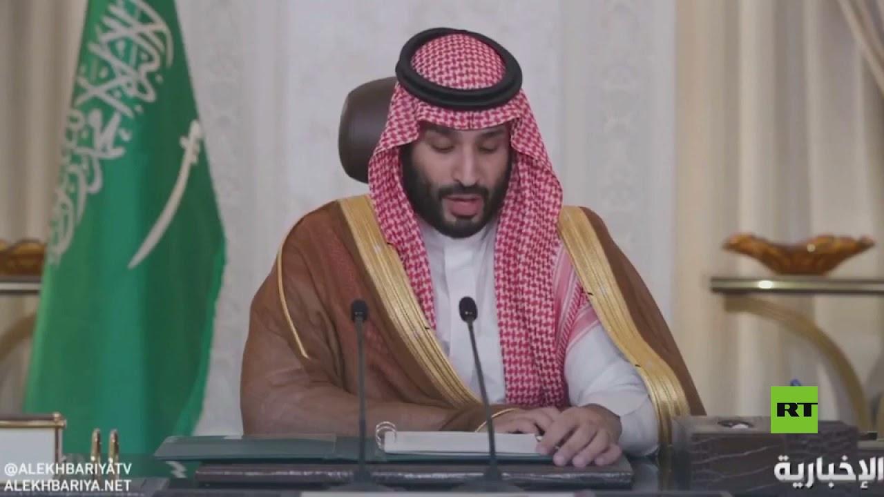 محمد بن سلمان يعلن عن الخطوات في تحقيق مبادرات السعودية الخضراء - نقلا عن الإخبارية السعودية