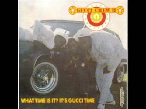 Gucci Crew II - Gucci Time