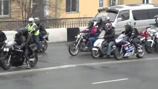 Байкеры Владивостока