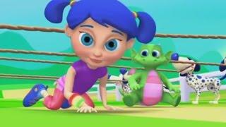 Bo en el Ir de Compilación - 1 HORA de dibujos animados para los Niños