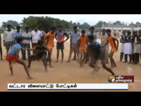 Circle-level, inter-school sports near Gudiyatham