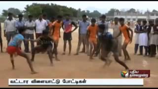 Circle-level, inter-school sports near Gudiyatham