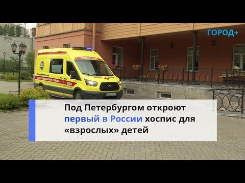Первый в России: В Пушкине появится хоспис для «взрослых» детей