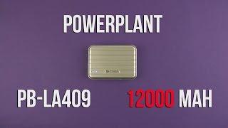 Розпакування PowerPlant PB-LA409 12000 mAh