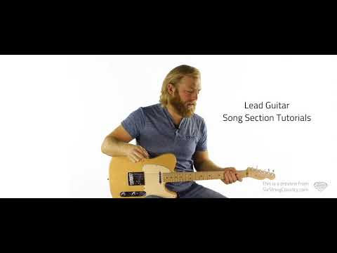 It's A Great Day To Be Alive - Travis Tritt Guitar Lesson