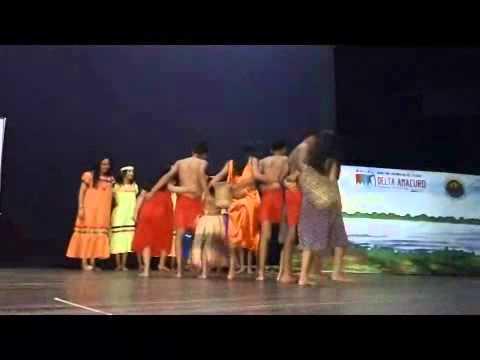 Baile tradicional Warao