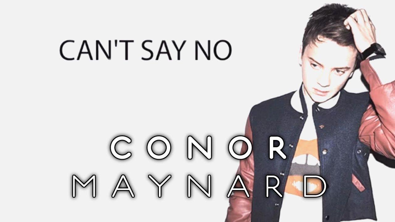 Conor Maynard — Can't Say No (Interactive EP Sampler)