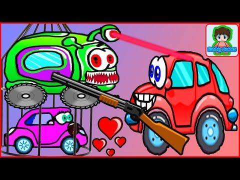 Машинка Вилли играть бесплатно онлайн все части игры про
