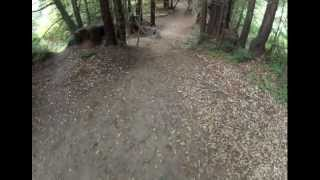 Visit to Nicene Marks on my Cyclocross Bike with a GoPro