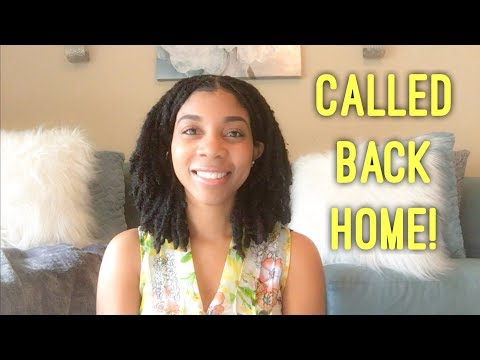 The Habits of A Homemaker: Called Back Home | My Testimony!