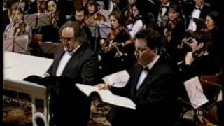 Francesco Mander conducts Mozart