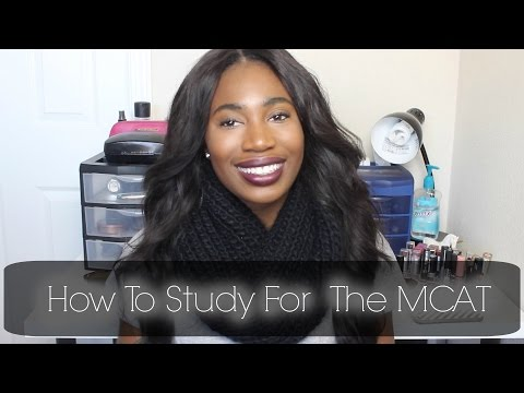 How To Survive The MCAT | 2015 MCAT Study Tips and Tricks