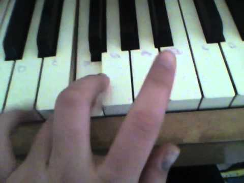 How to play 'The Sun Will Come Out Tomorrow' on piano