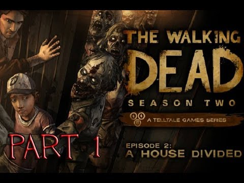 Download AN INTRUDER IN THE HOUSE! The Walking Dead Season 2 Episode 2 Part 1