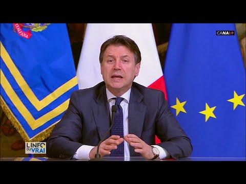L'Italie se tourne vers la Chine, la Russie et Cuba, pour faire face au virus
