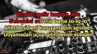 Kadr - Zalim Dünya (Karaoke) Türkçe