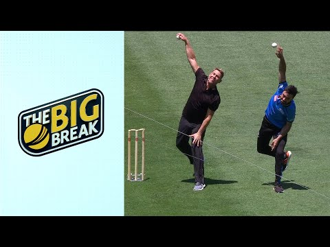 Leg Spin Masterclass With Shane Warne And Rashid Khan | The Big Break