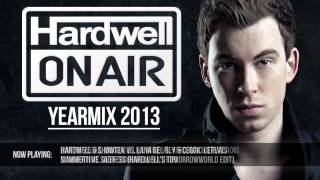 Hardwell On Air Yearmix 2013