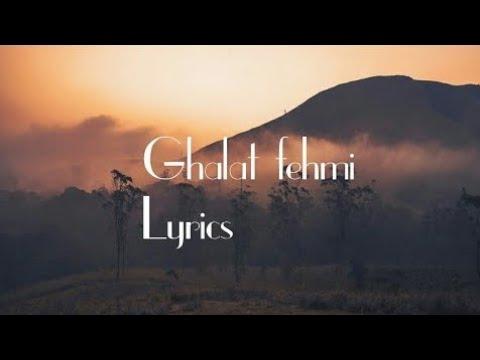 galat-fehmi-(-lyrics-)-video-song-|-2021-edition-|-edm