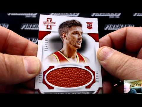 2012-13 Panini Innovation Basketball 15...