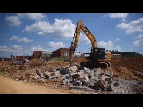 State High Project Construction Tour