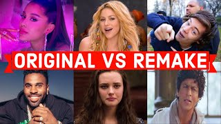 Original Vs Remake - Which Song Do You Like the Most? - Songs You Didn't Know Were Sampled