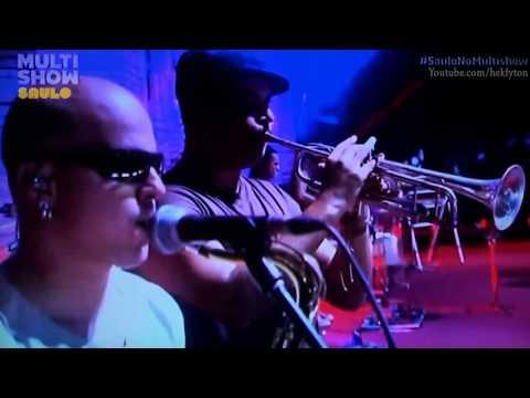 União (Participação Especial Ivete Sangalo) - Saulo Ao Vivo