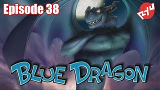 Blue Dragon Let's play FR - épisode 38 - Un village congelé