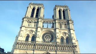 Notre-Dame de Paris comme vous ne l'avez jamais vue !