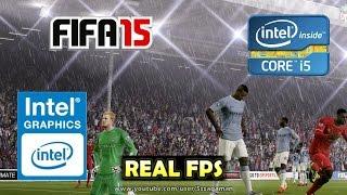 FIFA 15 on Intel HD Graphics 4600 - Can It Run?