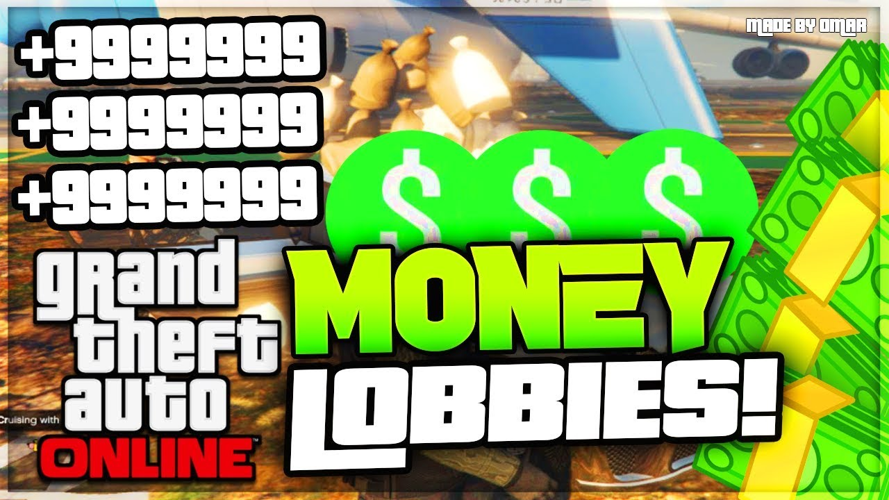 💰GTA 5 ONLINE FREE MONEY DROPS/LOBBY [XBOX ONE] [PS4] [XBOX 360] [PS3] [PC] GTA V MONEY GLITCH