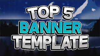 5 Gaming Youtube Banners Free