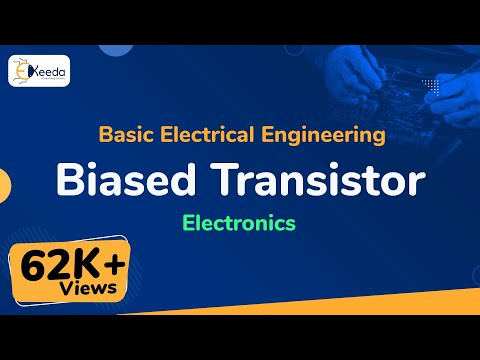 What are Biased Transistor