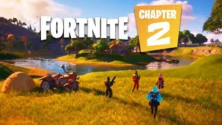 Fortnite Chapter 2: Official Cinematic Trailer