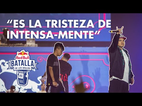 INDICO vs ACZINO: Cuartos - Final Internacional 2018 ​| Red Bull Batalla de los Gallos