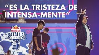 INDICO vs ACZINO: Cuartos - Final Internacional 2018 | Red Bull Batalla de los Gallos