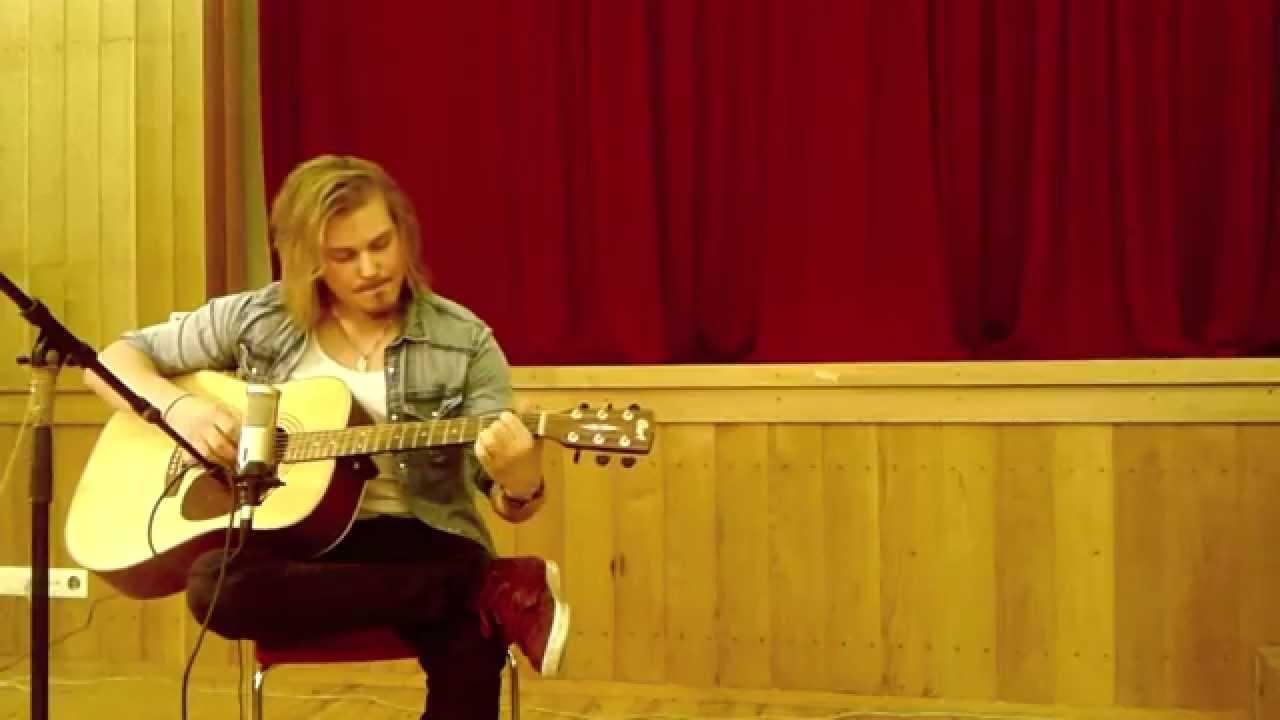 Sylvian joululaulu- kitara. Joulukitara 2014 - YouTube